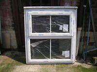 2 New Duraflex Bottom Opening Windows