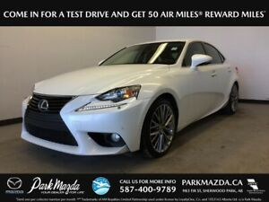 2014 Lexus IS 250 AWD - Bluetooth, Backup Cam, NAV