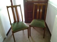 Dining chairs 4. Meredew furniture
