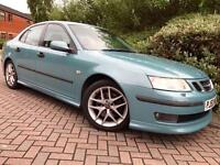 Saab 9-3 2.0T Aero 4dr ##Full Service History ##Mot Jan 18 ##Alloys ##6 speed