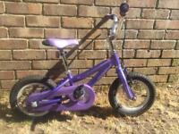 Girls/ boys/ unisex child's bike- specialized 12 inch wheels