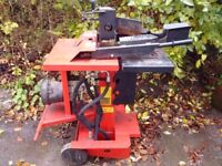 Log Splitter Vertcal 8 Ton PTO drive hydraulic