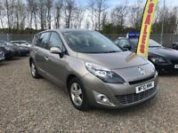 2010 Renault GrandScenic 1.5 dCi Dynamique TomTom 5dr Finance AvailableHpi Clear 3 Mth RAC Warranty
