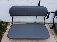 Toyota Land Cruiser Bench Seats