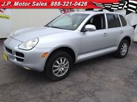 2006 Porsche Cayenne Automatic, Leather, Sunroof, Heated Seats,