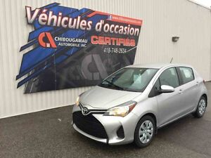 2016 Toyota Yaris 5-dr LE