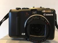 Canon G9 Digital Camera 12.1MP