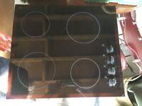 Currys Essentials CCHOBKN13 Black Electric Ceramic Hob