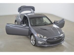 2014 Hyundai Genesis Coupe GT V6 GPS*Cuir*Toit Ouvrant*Camera Re