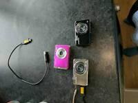 3 samsung digital cameras
