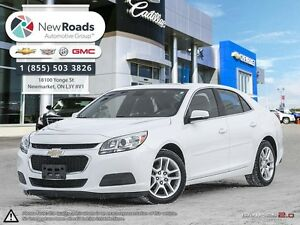 2014 Chevrolet Malibu 1LT LT | SUNROOF, LTHR, SNOWS!
