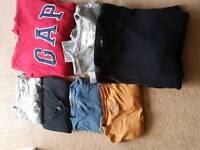 Mens size Medium clothes bundle