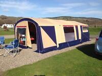 Trigano Galleon Trailer Tent with Kitchen
