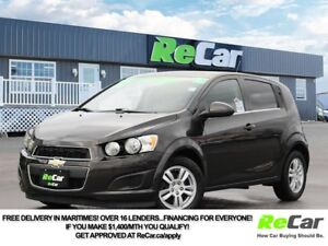 2015 Chevrolet Sonic LT Auto HEATED SEATS | BACK UP CAM | ONL...
