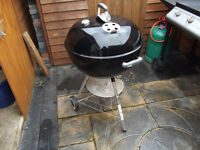 Genuine Weber One Touch Kettle Barbecue 57cm