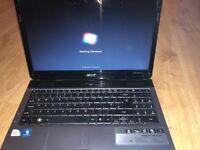 Laptop Acer Aspire 5732z very clean 4gb ram 500gb hard disk