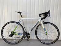"Cannondale CAAD 10 105 Alu/Carbon Road Bike (21""/54cm)"