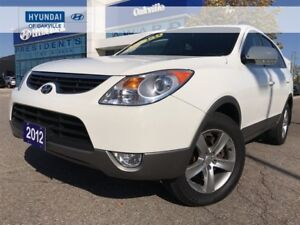 2012 Hyundai Veracruz GLS | AWD | 7 PASS | LEATHER | NO ACCIDENT