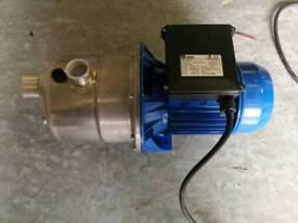 Ebara jexm self priming jet pump water liquid pump
