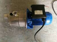 Ebara jexm self priming jet pump