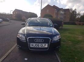 Lovely Audi A4 ! Drive by Lady!