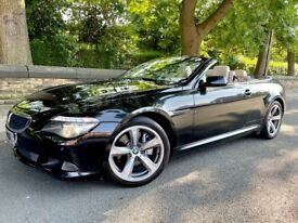 image for 2008 BMW 635D SPORT AUTO CONVERTIBLE