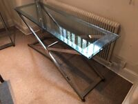 Modern console table Andrew martin