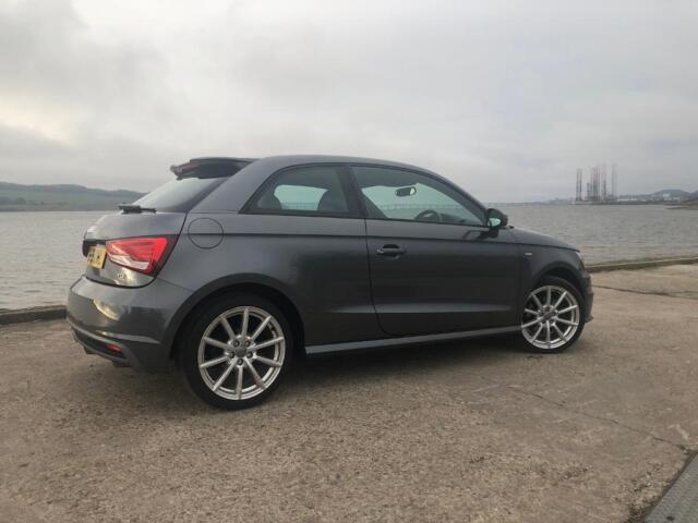 Audi A1 S Line 1 6 3 Door 65 Plate In Monifieth Dundee Gumtree