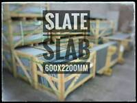 Slate slab - Ratural Riven 30mm 2200x600mm