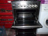 Prestige 60cm gas cooker £150