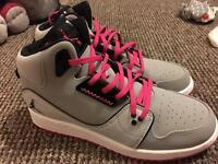 Nike air jordans size 6