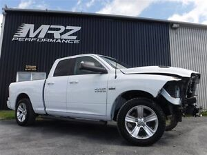 2013 Dodge Ram 1500 Sport R/T - FULL - Cuir - Toit - GPS - Durat