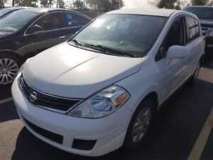 2012 Nissan Versa 1.8 S HACTHBACK! AUTOMATIC! POWER PACKAGE! KEY