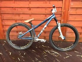 Upgraded Dirt Jump Bike - Specialized P2