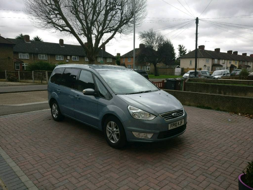 Ford Galaxy Zetec 2010 Automatic TDCi 1.9 Perfect for Minicab