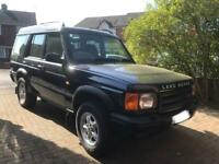 Landrover Discovery TD5 2000