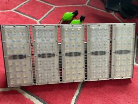 LED Telos 10 pro + Lumi rope bracket