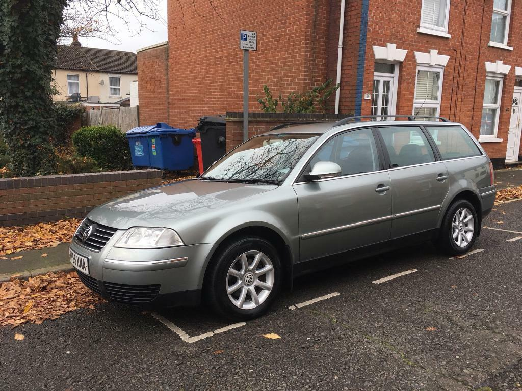 Vw Passat 1.9 Tdi Estate Highline FSH