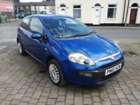 2010 (60reg) Fiat Punto Evo 1.4 8v Active 3dr Hatchback, ONE OWNER FROM NEW, £1,695 p/x welcome