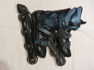 Patins a roulettes - Rollerblades