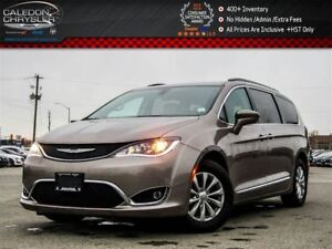 2017 Chrysler Pacifica Touring-L|Backup Cam|Bluetooth|Leather|Bl