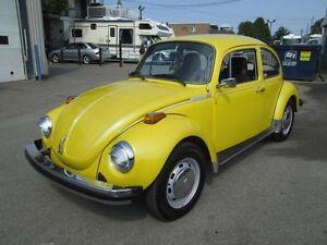 1973 Volkswagen Beetle SUPER