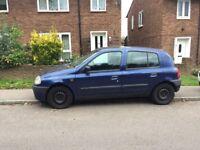 Renault Clio grande RN 1.2 for sale, MOT, drives nice.