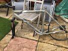 Giant Roncon frame & Suntour front suspension