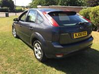 Ford Focus 1.6 zetec climate - 2008 - MOT 03.03.2019 - immaculate