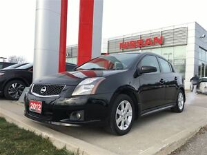 2012 Nissan Sentra 2.0 SR, BLUETOOTH, HEATED SEATS