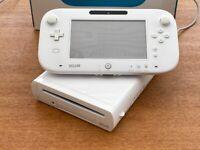 Nintendo Wii U 8Gb (Boxed - Excellent Condition)