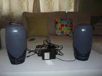 large gemini active multimedia speakers