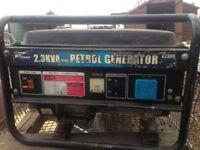 2.3 Kva Petrol Generator
