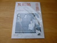 JOY DIVISION / NEW ORDER A History in Cuttings Ultra Rare